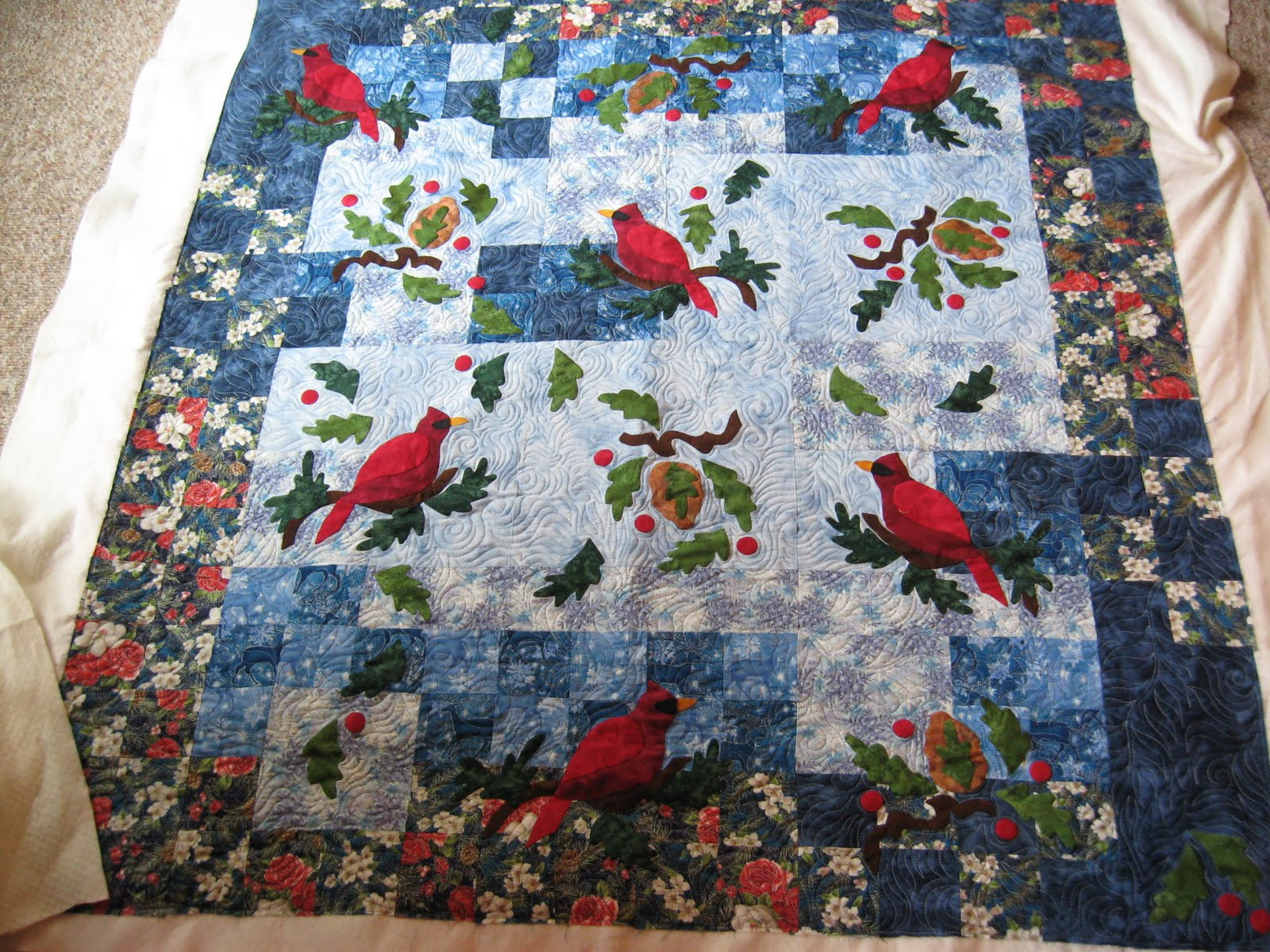 quilting projects Free quilting projects & free sewing projects at quilting-warehousecom enjoy these free quilting projects and free sewing projects these projects are posted here with special permission from fairfield and beverlys.