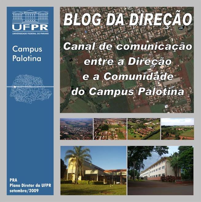 Blog da Direção