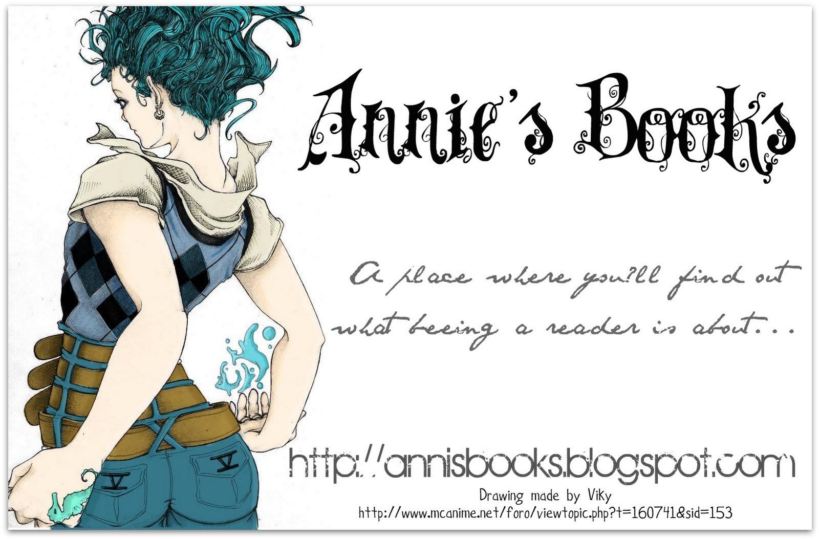 Annie's Books...