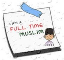 i am a fulltime muslim