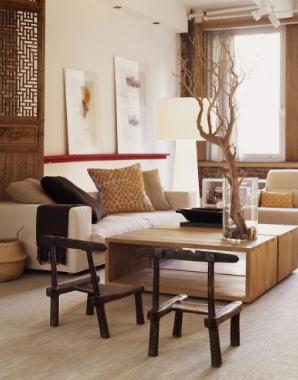 En mi espacio vital muebles recuperados y decoraci n - El mueble salones pequenos ...