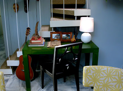 I Adore The Mini Parsons Desk. Perfect For Apartment Dwellers.