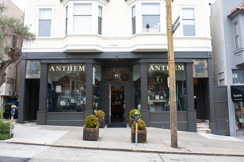Live Creating Yourself Alaina Shops San Francisco