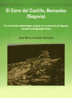 Portada del libro 'El Cerro del Castillo'