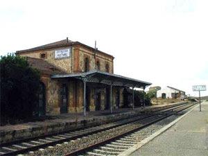 Estación de Ortigosa de Pestaño