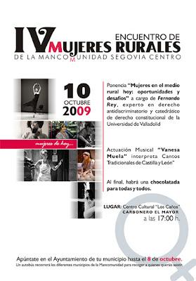 IV Encuentro de Mujeres Rurales