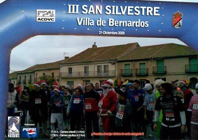 III San Silvestre Villa de Bernardos