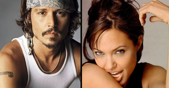 Johnny and Angelina coming up in a movie together.just beautiful