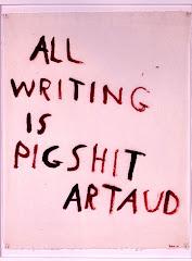 La escritura...