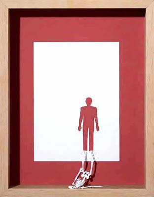 paper cut art image