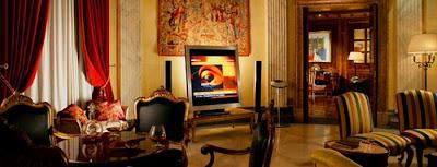 Villa Suite, Rome