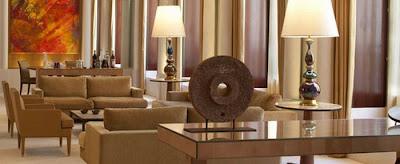 Imperial Suite, Park Hyatt, Vendome, Paris