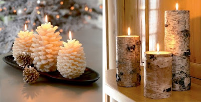Christmas decoration | Lighting candle Seen On  www.coolpicturegallery.us