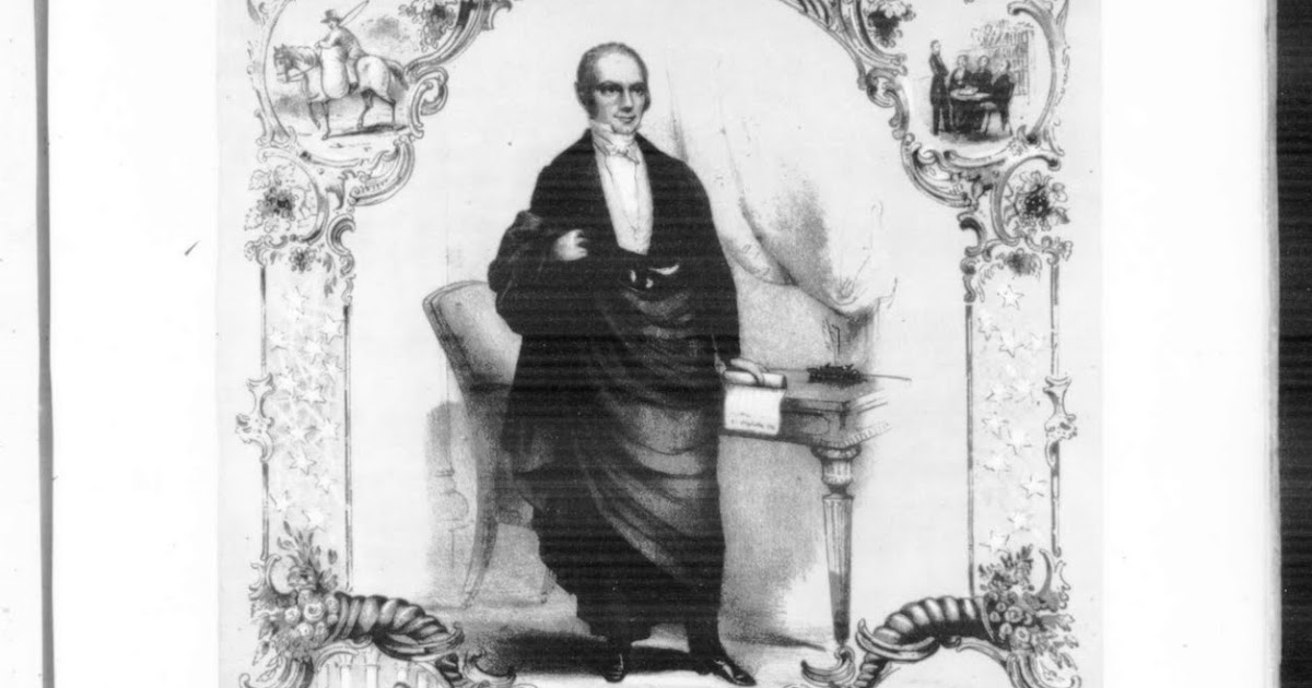 an introduction to the comporomise proposed by henry clay Senator henry clay takes the floor  over california's request for statehood,  henry clay proposed eight resolutions to the senate  instead of proposing the  various measures as a single bill, he chose to introduce them as individual bills.
