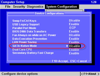 III. Membuat Installer Windows Xp + SATA Driver