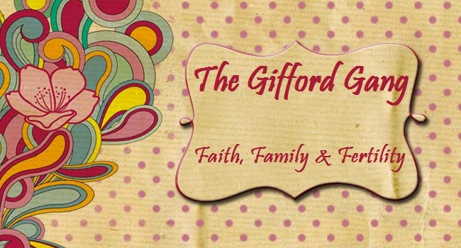 The Gifford Gang-Faith, Family and Fertility