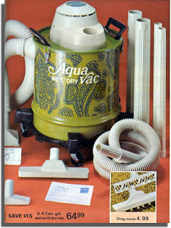 Paisley vacuum