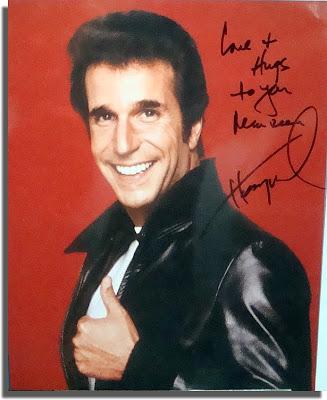 Winkler autograph