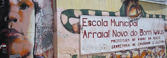 ESCOLA MUNICIPAL ARRAIAL NOVO DO BOM JESUS
