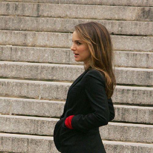 Natalie Portman Pregnant Mr Pepper's Pop Post: ...