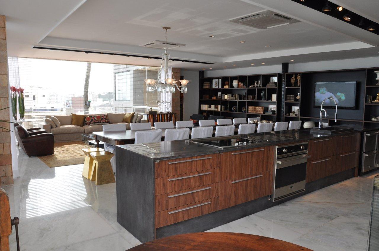Já na Casa Cor Bahia participaram no Lounge Gourmet Todeschini (foto  #6B412F 1280 850
