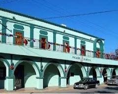Police Station, Guadalupe D.B., Valle de Juarez