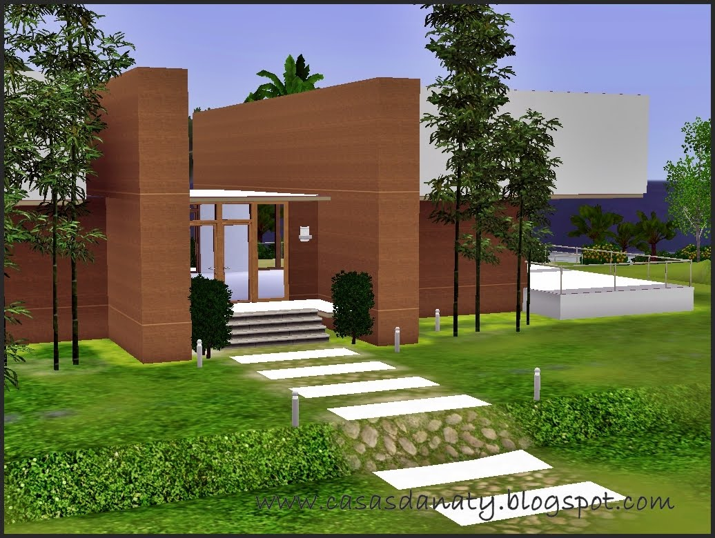 The concept house the sims 3 for Concept house