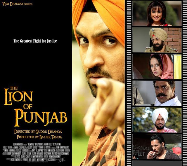 The Lion of Punjab movie