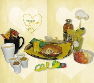 Amanecer Premium Vegetariano para El