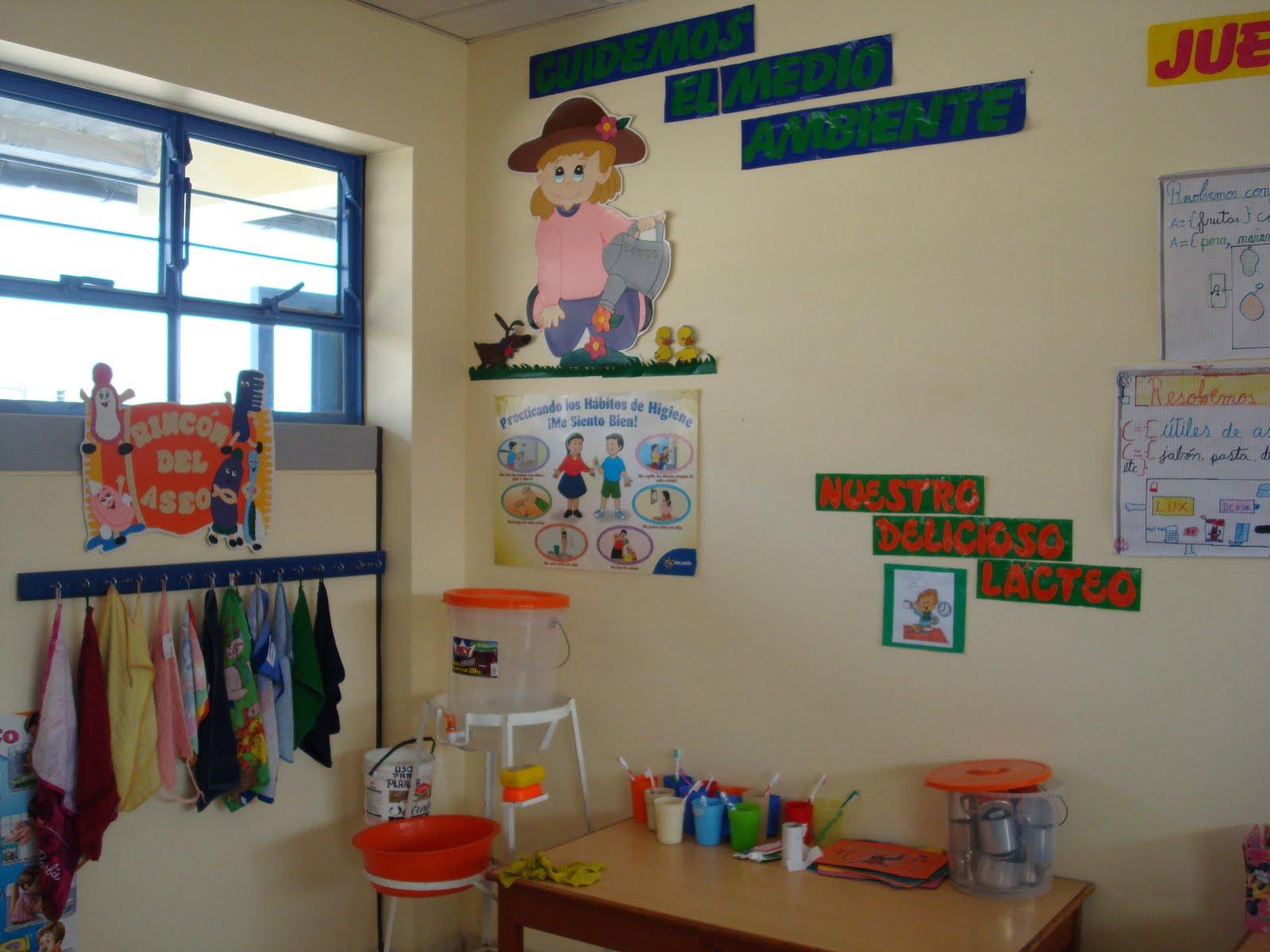 I e 40695 escuela concertada solaris los olivos for Decoracion aula primaria