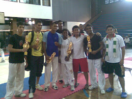 Karate_tim malaysia - tim kota bekasi
