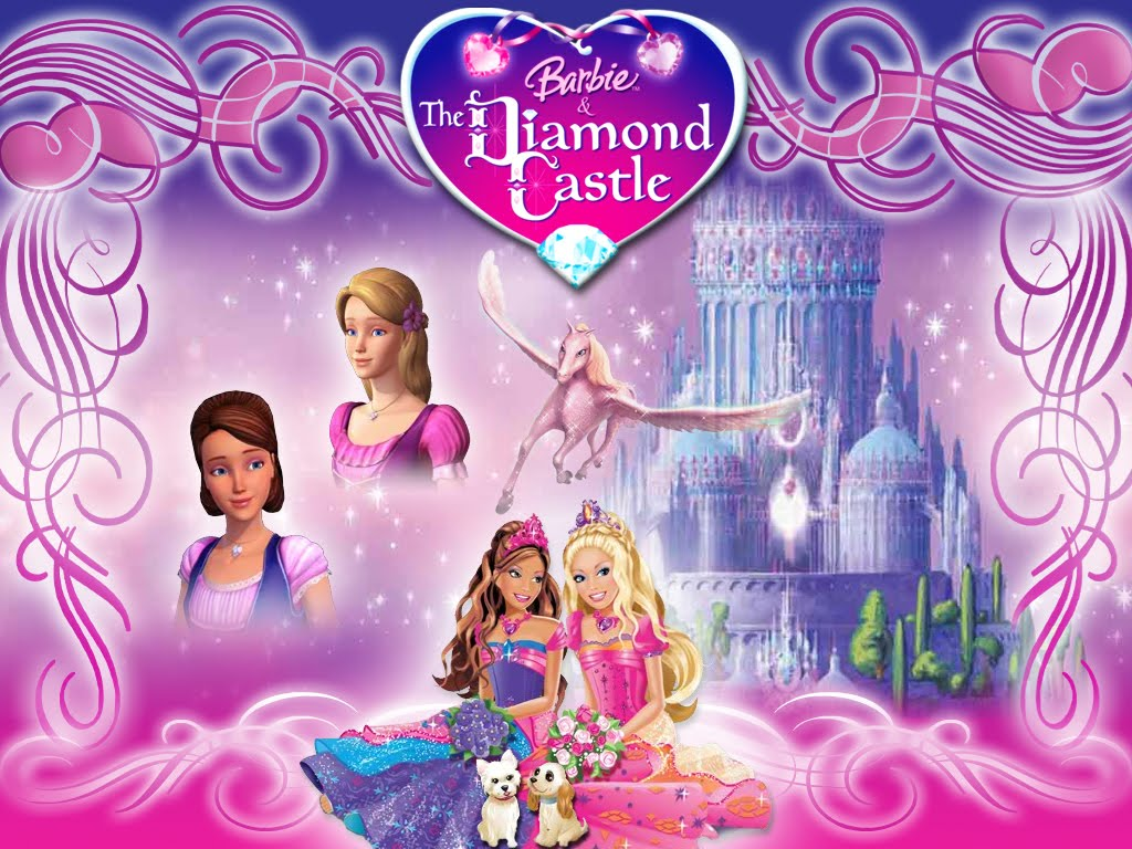 Barbie And The Diamond Castle Game Pic