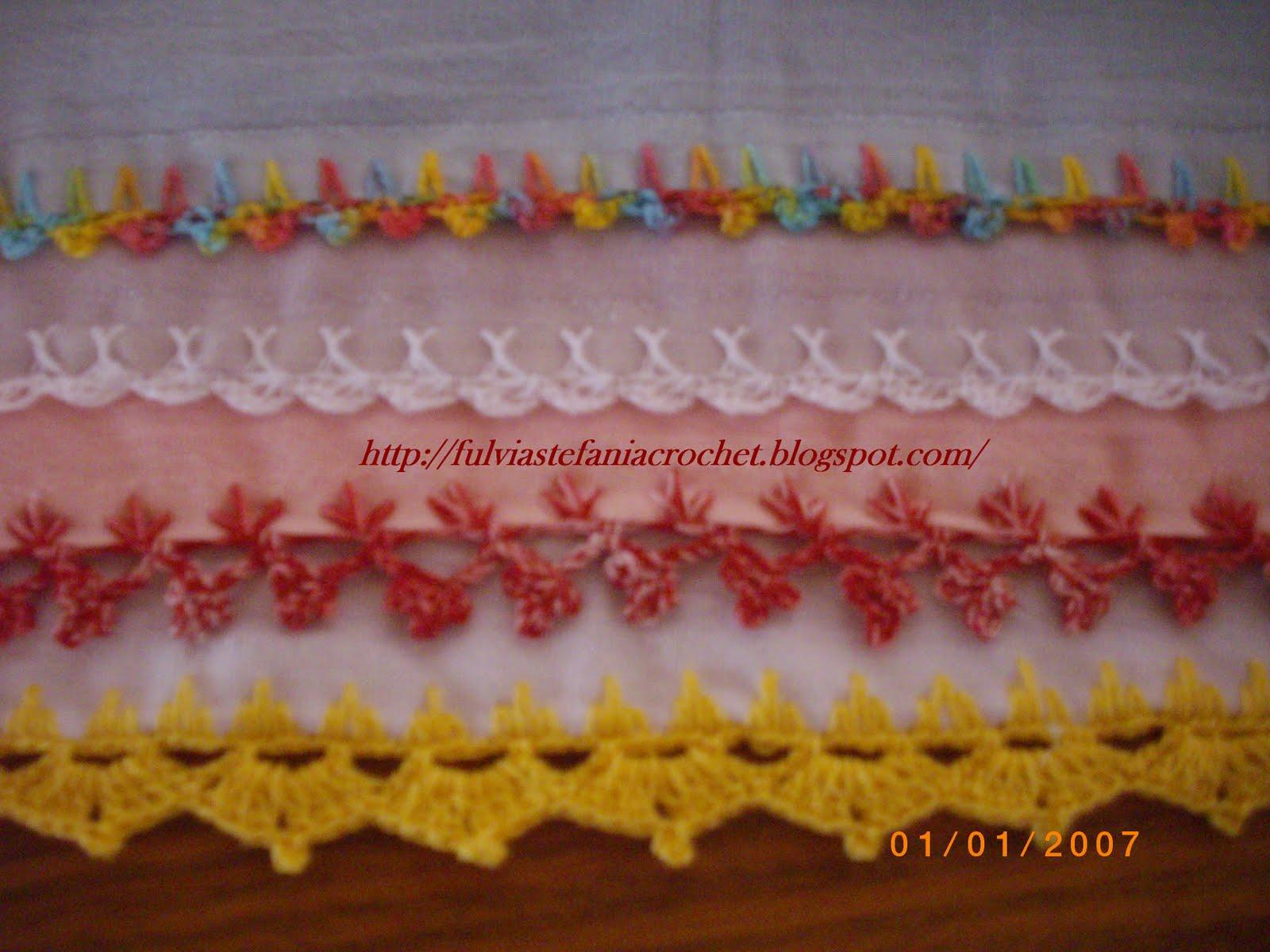Crochet Teia De Aranha By F  Lvia