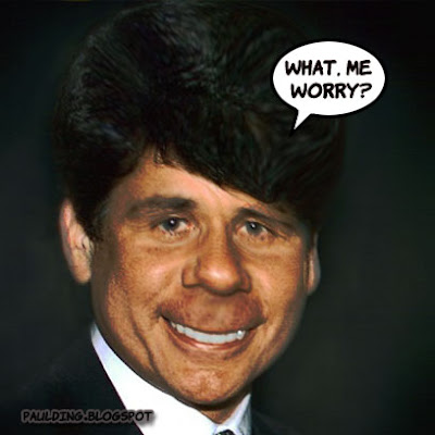 rod blagojevich haircut. Ten Ways Rod Blagojevich