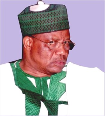 ICHEOKU, BABANGIDA DARES NIGERIANS, SAYS HE WILL RUN?