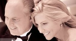 RUSH LIMBAUGH AT LAST, FINDS A REAL RUSH-BABY, HIS HOUSE WIFE!