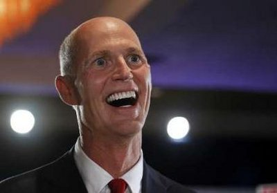 A $39 MILLION GUBERNATORIAL TICKET ECSTASY IN FLORIDA?