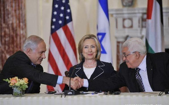 ISRAELI-PALESTINE UNENDING PEACE PROCESS NUDGES AHEAD!
