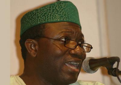 FAYEMI IS NOW THE NEW GOVERNOR OF EKITI STATE.