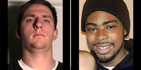 JOHANNES MEHSERLE, A WHITE RACIST KILLER-COP WALKS FREE?