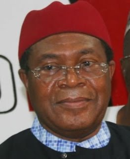 AN UNGRATEFUL NWODO SACKED AS PARTY CHAIRMAN!