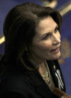 MICHELE BACHMANN, FORMS A THIRD PARTY?