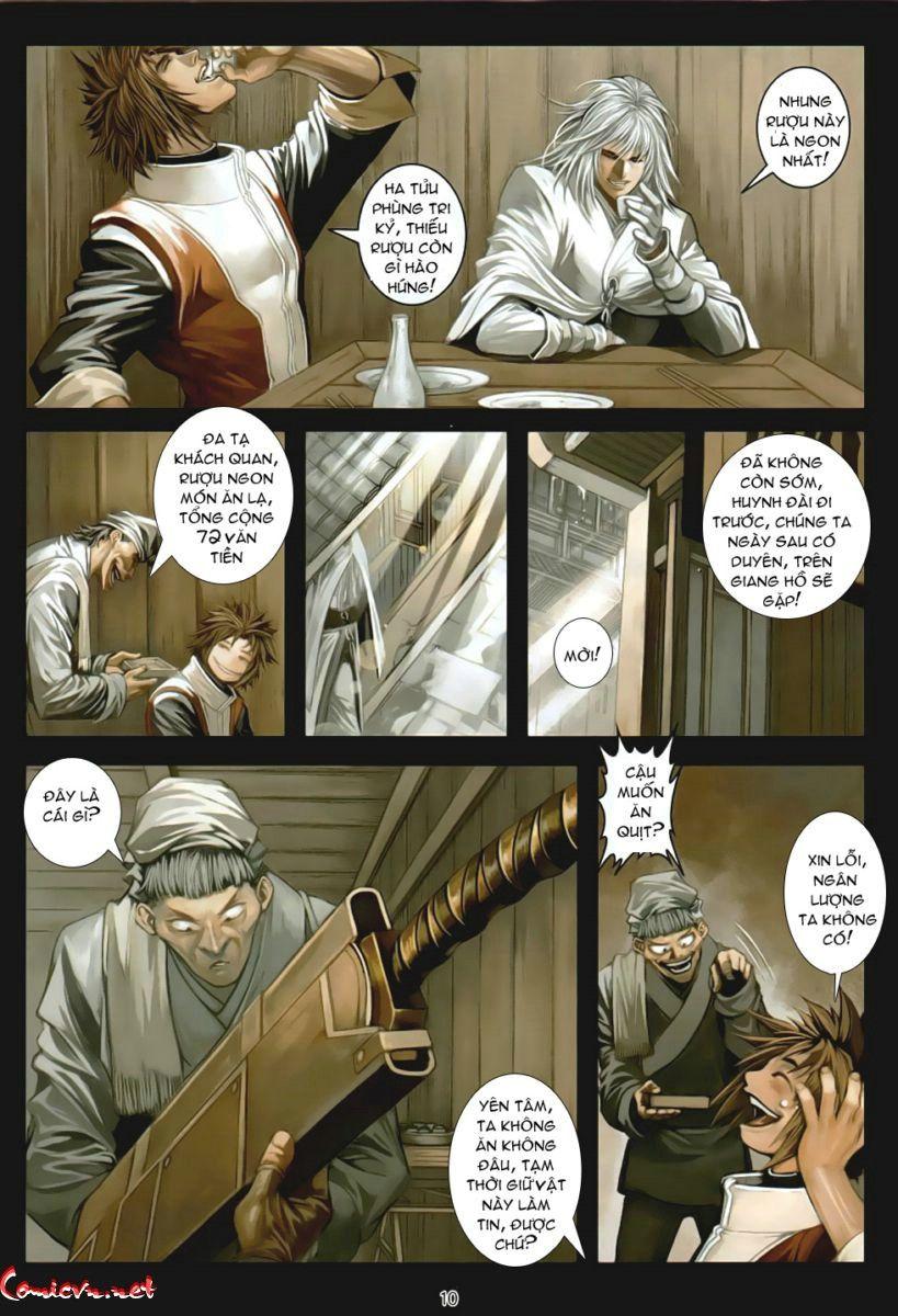 Ôn Thuỵ An Quần Hiệp Truyện chap 91 - Trang 11
