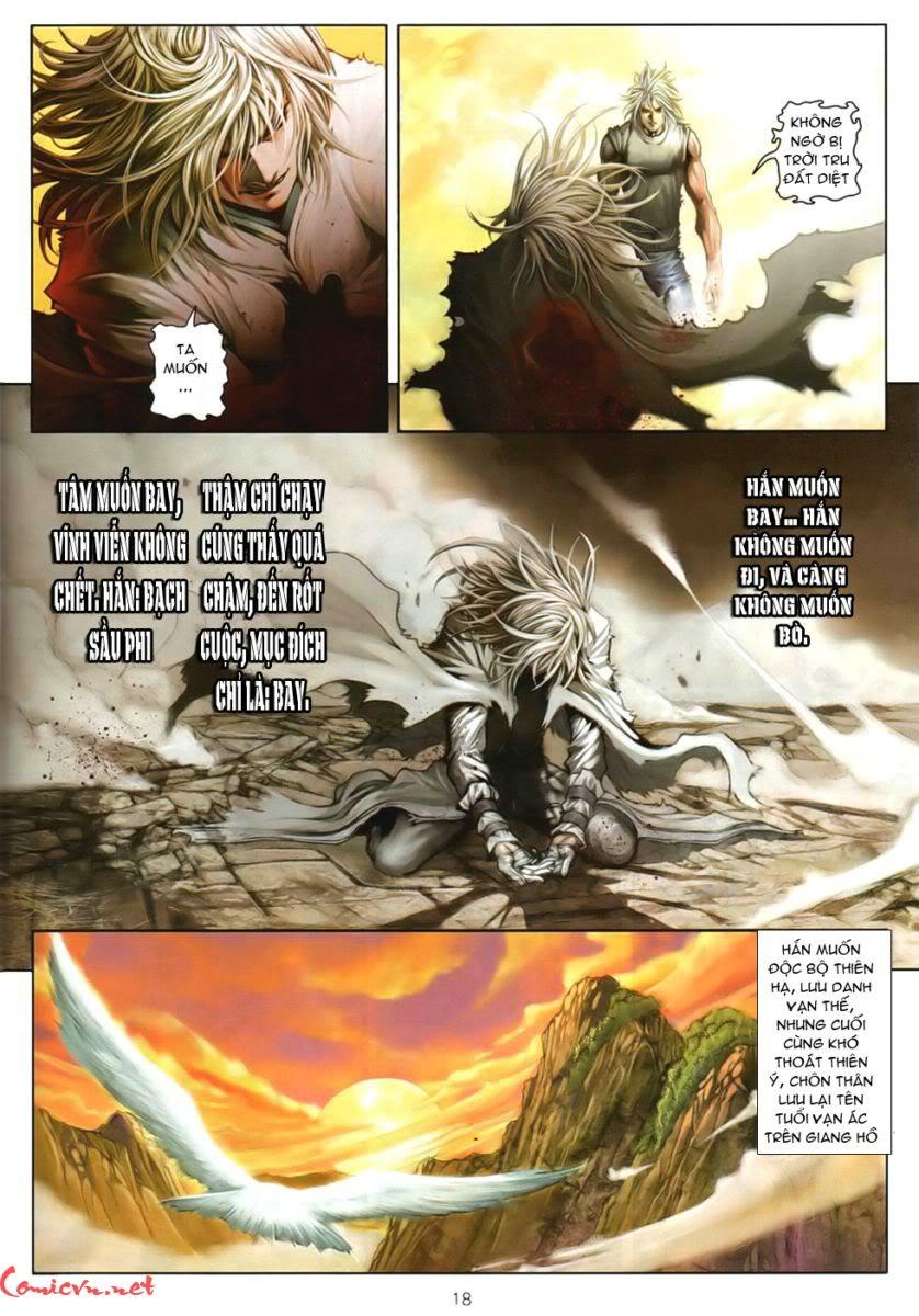 Ôn Thuỵ An Quần Hiệp Truyện chap 93 - Trang 16