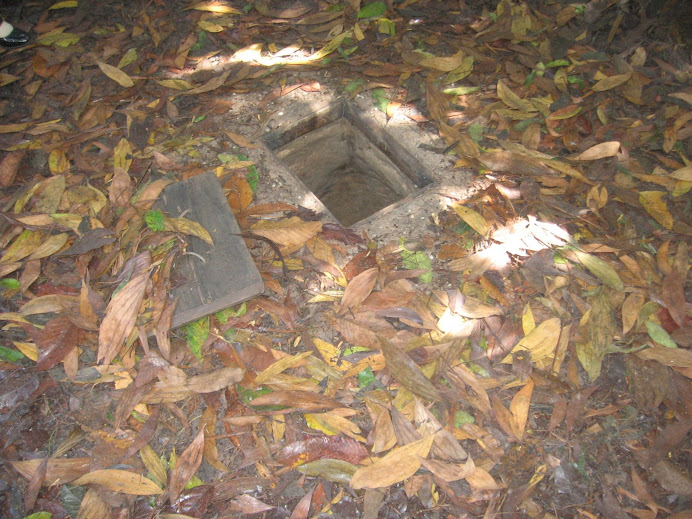 Couchi Tunnels