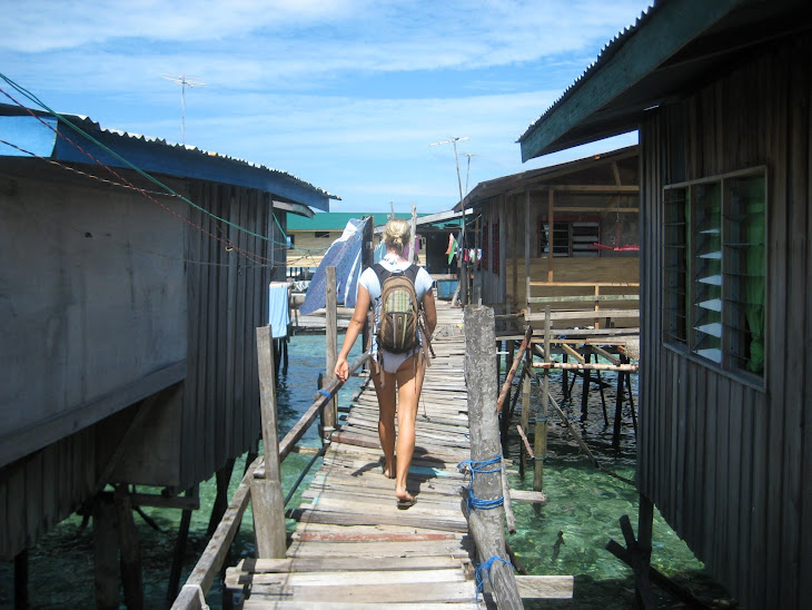 Villages on Stilts