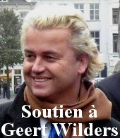 Apoyo a Geer Wilders