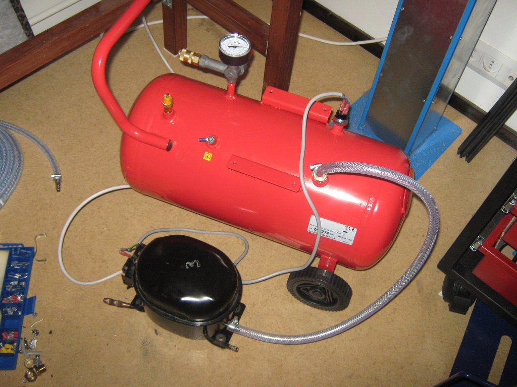 drilledandscrewed compressor best air gallon garage