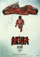 Akira 1988 Japanese Poster