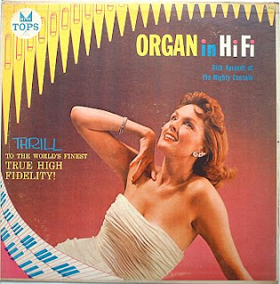 funny album covers organ in hi fi high fidelity